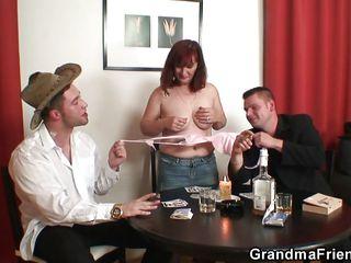 Порно бабушки японки